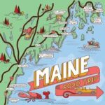Traveling to Maine; Masks, Distancing and More